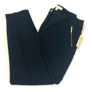 Michael Kors NEW Navy Career Pants